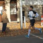 Zum ersten Mal: Frankfurt Marathon