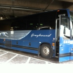 Greyhound in Washington D.C.