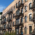 New York: Noch mehr Feuerleitern