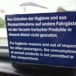 Heute in der S-Bahn…