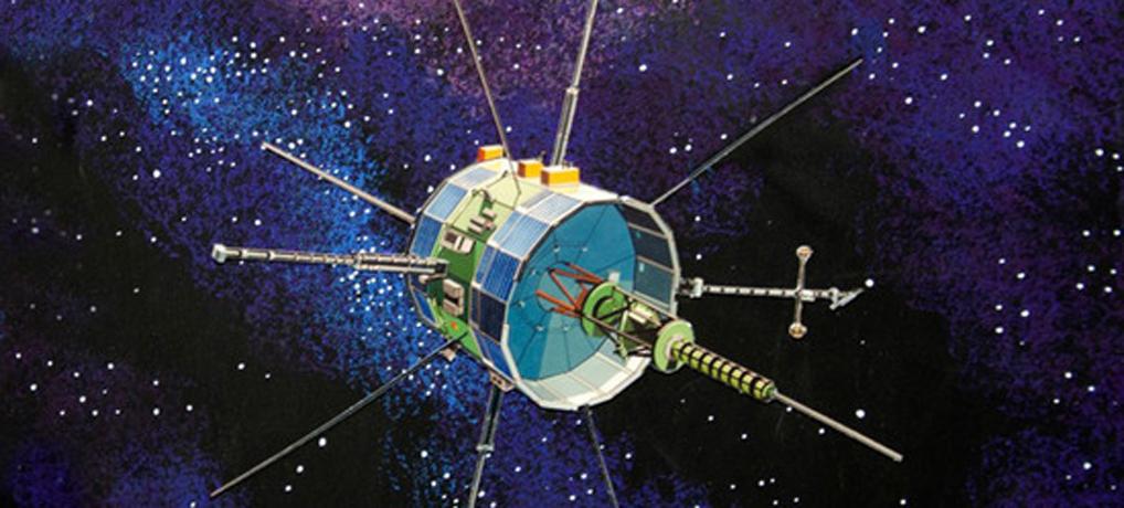 ISEE-3, Foto: NASA
