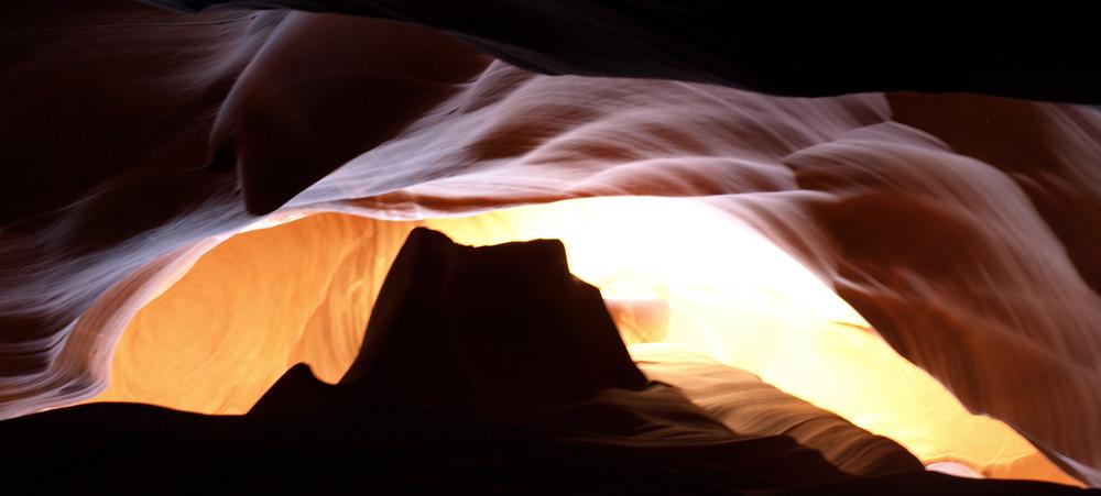 Antelope Canyon. © Tanja Banner