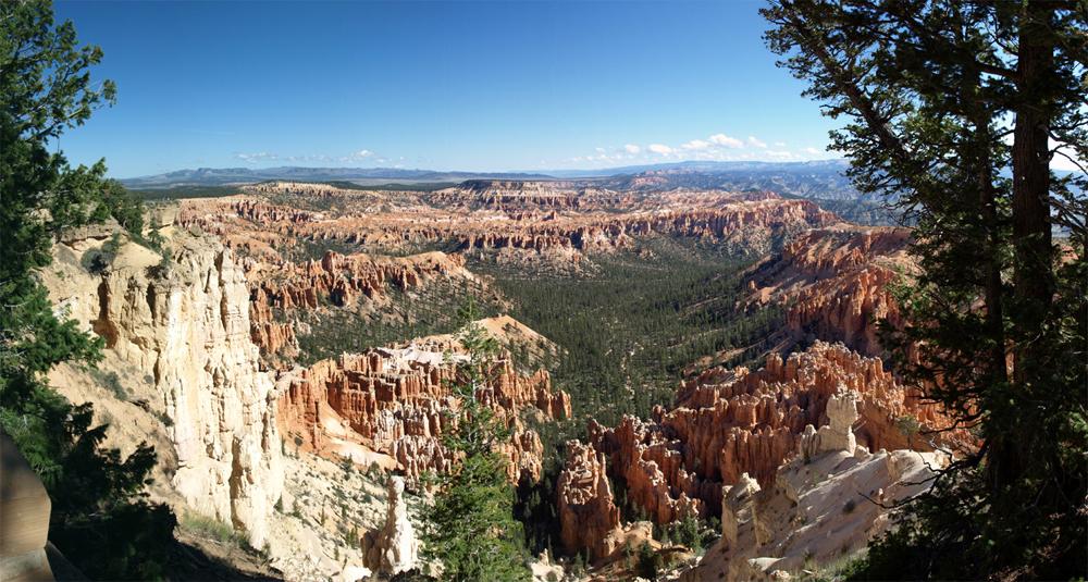Panorama: Bryce Canyon. © Tanja Banner