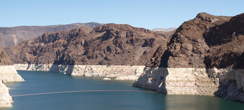 Unglaublich groß: Der Hoover Dam. © Tanja Banner