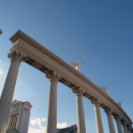 Caesars Palace.  © Tanja Banner