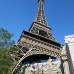 Der Eiffelturm in Las Vegas.  © Tanja Banner