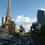 Paris in Las Vegas.  © Tanja Banner