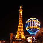 Las Vegas bei Nacht. © Tanja Banner