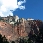 Zion Nationalpark. © Tanja Banner
