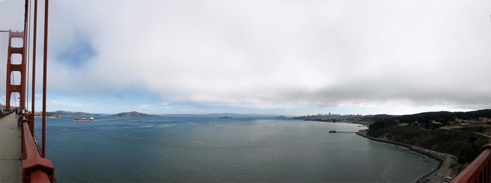 Panorama von San Francisco. © Tanja Banner