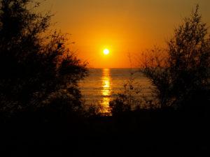Sonnenaufgang auf Mallorca