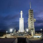 """Bald geht's los: der lang erwartete Jungfernflug der """"Falcon Heavy"""""""