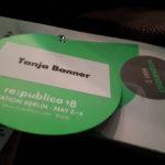 Endlich wieder re:publica!