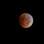 Eine super-rote Mondfinsternis