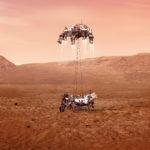 """Der Countdown läuft: Nasa-Rover """"Perseverance"""" soll auf dem Mars landen"""